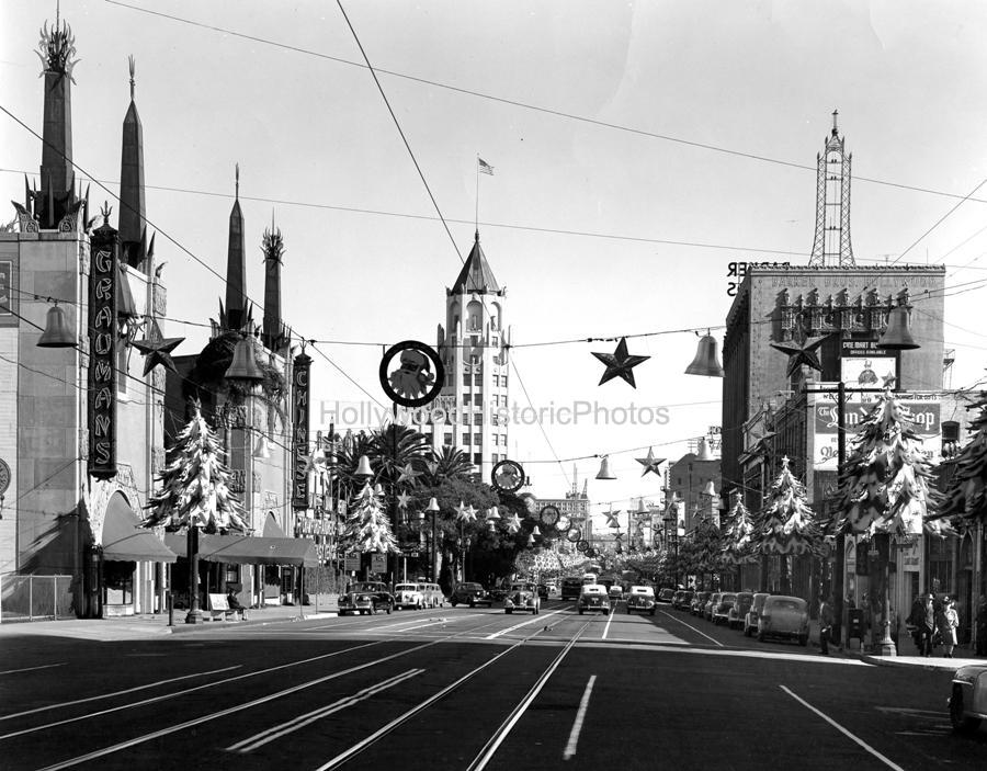 hollywood boulevard 1950
